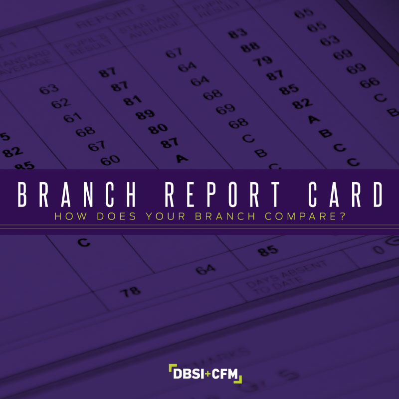 Branch Report Card
